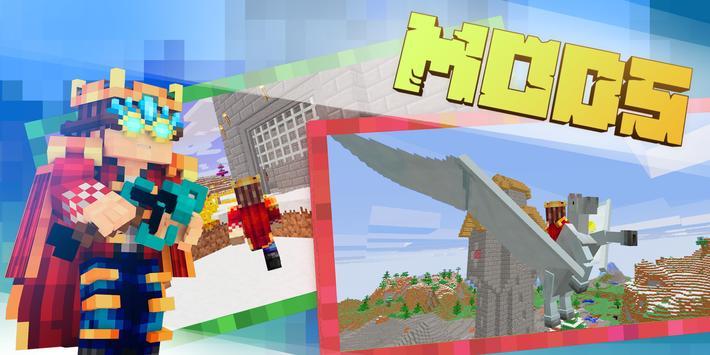 5 Schermata MOD-MASTER for Minecraft PE (Pocket Edition) Free