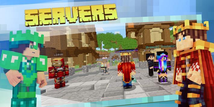 8 Schermata MOD-MASTER for Minecraft PE (Pocket Edition) Free