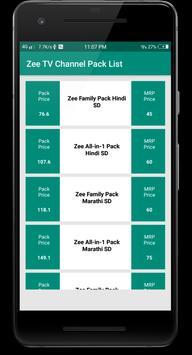 Indian Channel Price List screenshot 2