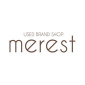 merest(メレスト)高品質なブランド古着の通販・高価買取 icon