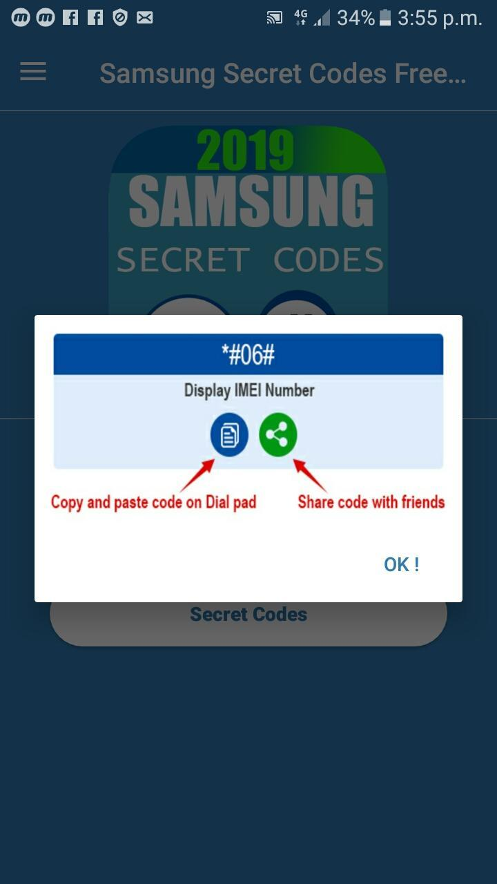 Android all Mobile Phone Secret Codes free apps By for