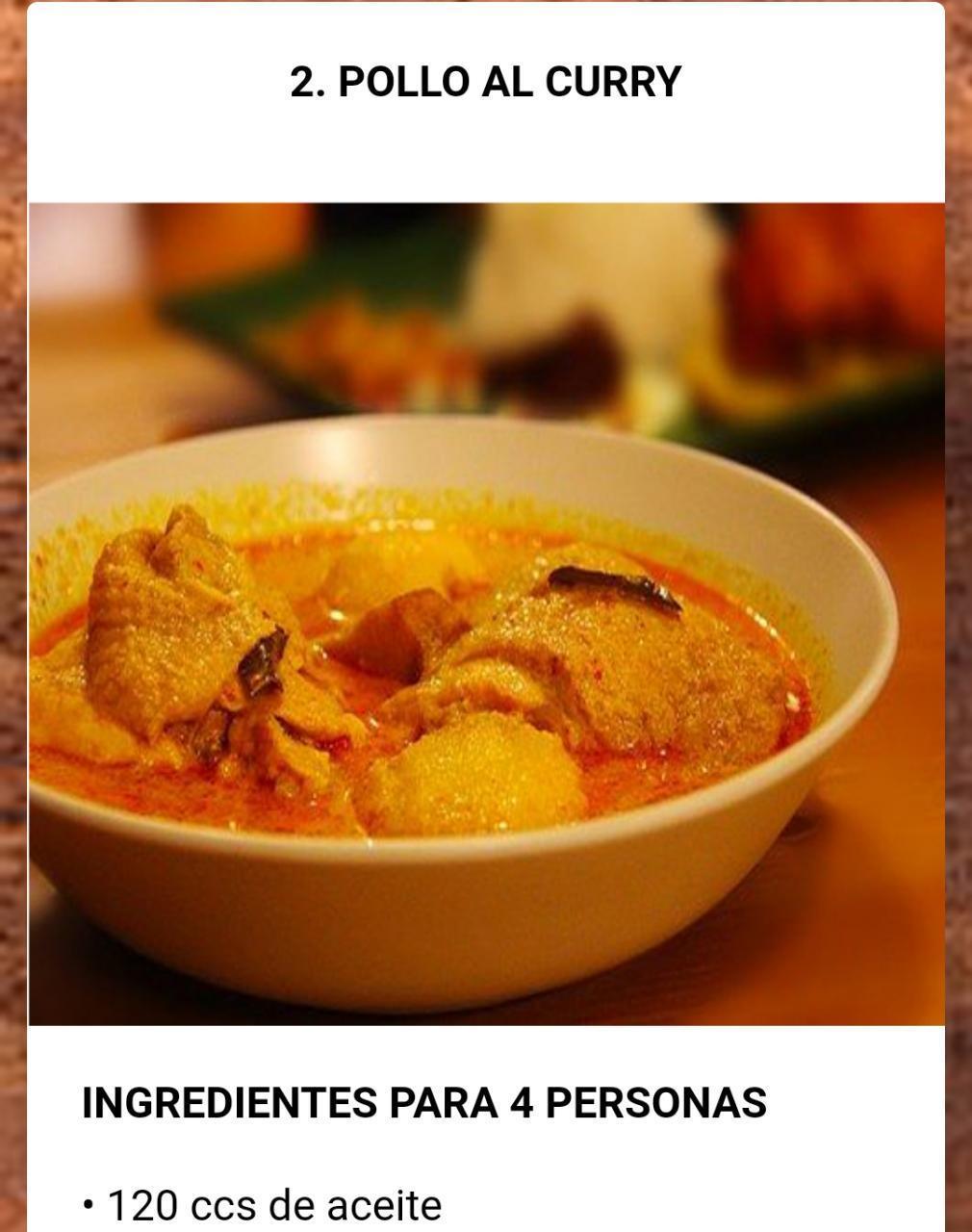 Recetas De Cocina Caceras Faciles De Preparar For Android