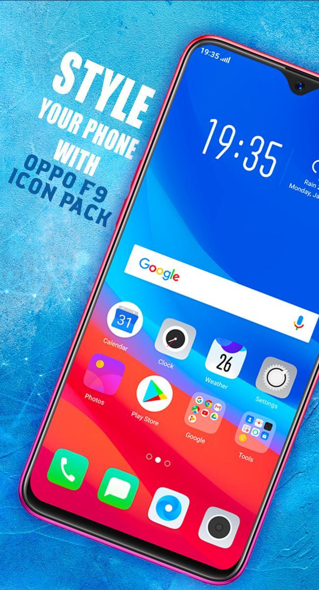 Theme For oppo f9 - OPPO F9 Pro launcher for Android - APK