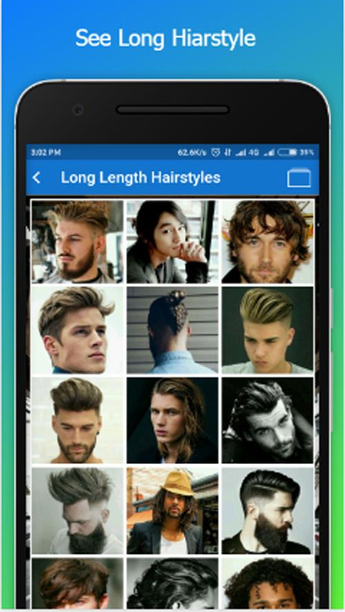 Men Hairstyle App New 2019 For Android Apk Download