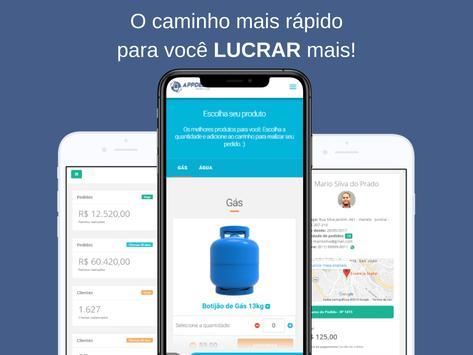 AppDeliv screenshot 1
