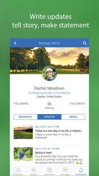 Biopage - Biography & Stories screenshot 1