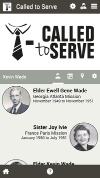Called to Serve poster