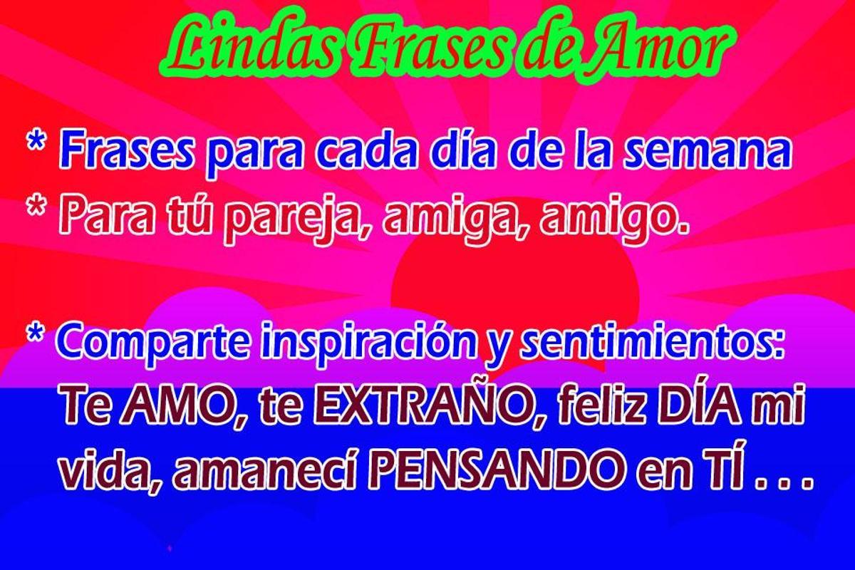 Buenos Dias Mi Amor For Android Apk Download