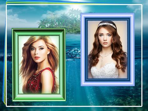 Sea Photo Frames – Dual screenshot 2