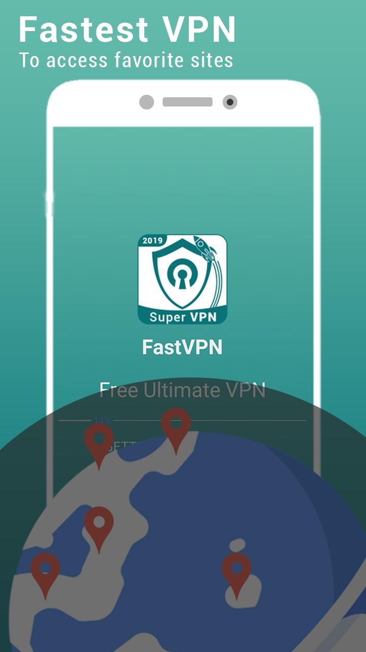 Fast turbo Vpn proxy 2019 : Free snap super vpn for Android