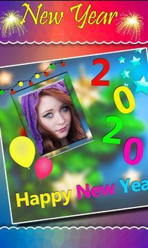 2020 New Year Photo Frames, Greetings screenshot 21
