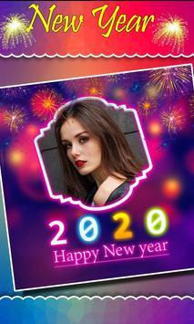 2020 New Year Photo Frames, Greetings screenshot 5