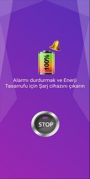 Battery 100% Alarm Ekran Görüntüsü 3