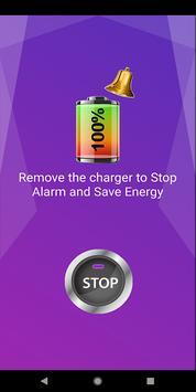Battery 100% Alarm screenshot 3
