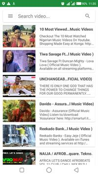 Nigerian Music : 🇳🇬 Free Musics and Videos for Android