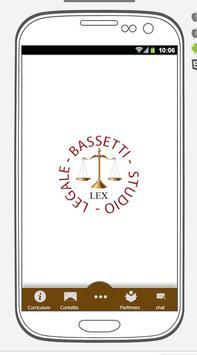 Studio Legale Bassetti screenshot 1