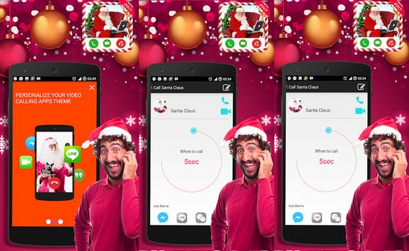 Video Call from Santa Claus 2019 poster