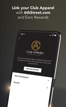 Club Apparel screenshot 6