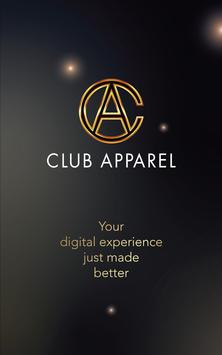 Club Apparel poster