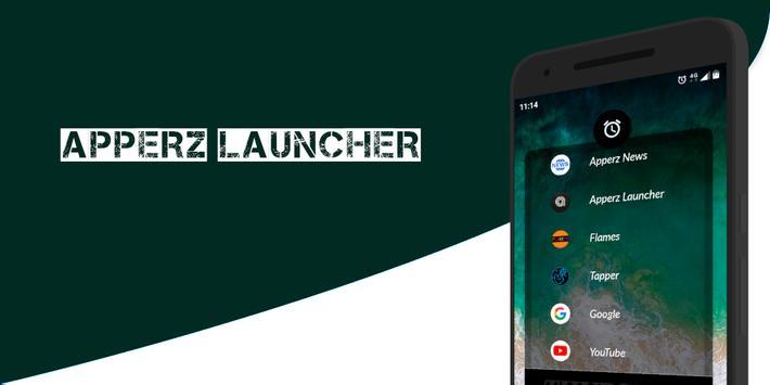 Apperz Launcher screenshot 9