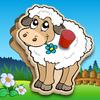 Şekil Yap-boz - Çocuklar için Egitici Oyun simgesi