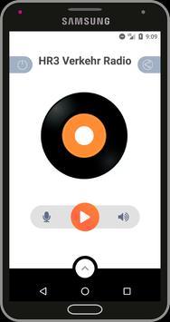 HR3 Verkehr Radio+ Online App + Radio Germany poster