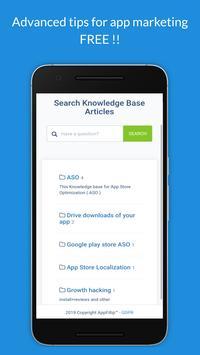 AppFillip™ CRM - App Marketing, Promotion Solution screenshot 14