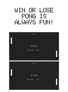 PONG Classic Edition screenshot 5