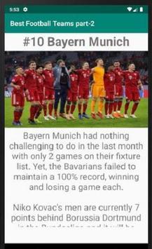 Best Football Teams part-2 poster