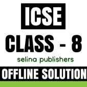 ICSE CLASS 8 SOLUTION icon