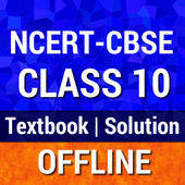 NCERT CLASS 10 TEXTBOOK IN ENGLISH - WITH SOLUTION icon