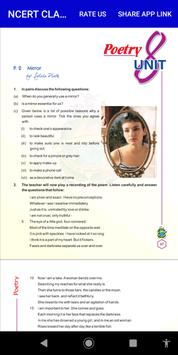 NCERT CLASS 10 TEXTBOOK IN ENGLISH - WITH SOLUTION screenshot 7