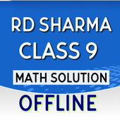 RD Sharma Class 9 Math Solutions OFFLINE icon