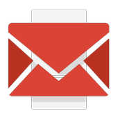 Mail client for Wear OS watches icon