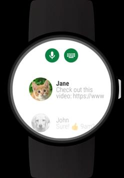 Messages for Wear OS (Android Wear) screenshot 9