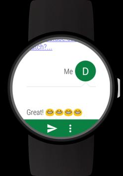 Messages for Wear OS (Android Wear) screenshot 11