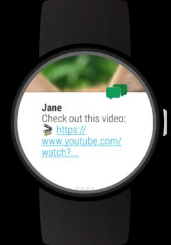 Messages for Wear OS (Android Wear) screenshot 1