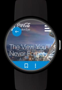Web Browser for Wear OS (Android Wear) Screenshot 2