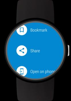 Web Browser for Wear OS (Android Wear) Screenshot 3
