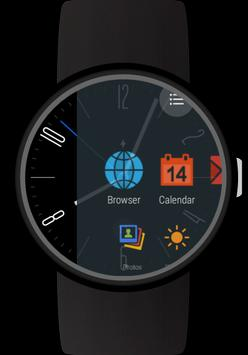 Launcher for Wear OS (Android Wear) imagem de tela 5