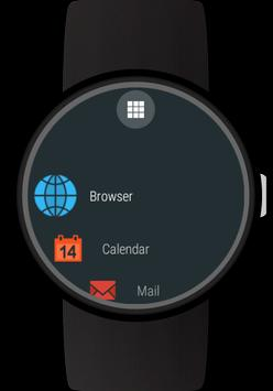 Launcher for Wear OS (Android Wear) imagem de tela 7