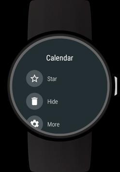 Launcher for Wear OS (Android Wear) imagem de tela 8