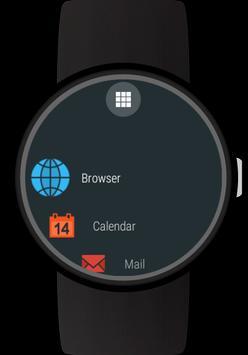 Launcher for Wear OS (Android Wear) imagem de tela 2