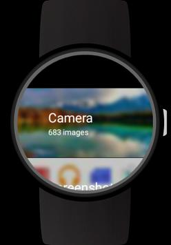 Photo Gallery for Wear OS (Android Wear) screenshot 1