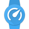 Speedometer for Wear OS (Android Wear) icono