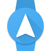GPS Tracker for Wear OS (Android Wear) icono