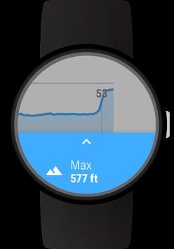 GPS Tracker for Wear OS (Android Wear) captura de pantalla 14