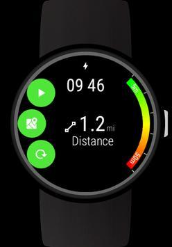 GPS Tracker for Wear OS (Android Wear) captura de pantalla 8