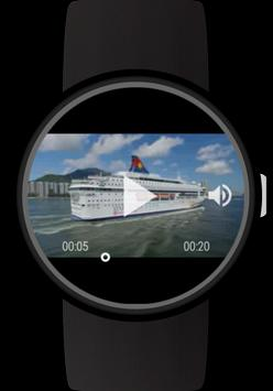 Video Gallery for Wear OS (Android Wear) poster