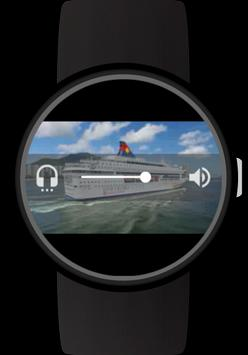 Video Gallery for Wear OS (Android Wear) screenshot 1